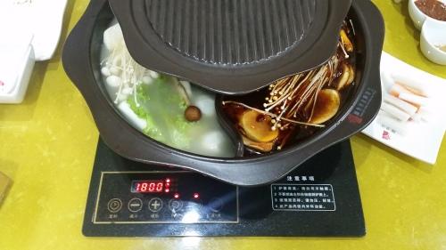 Chicken Soup/Mala Soup